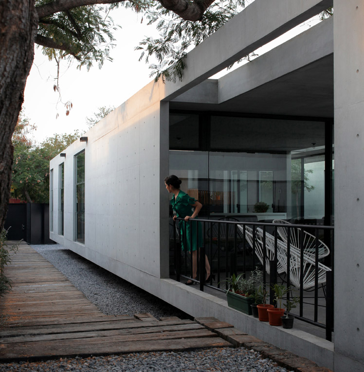 Casa 2G by S-AR stación-ARquitectura 05