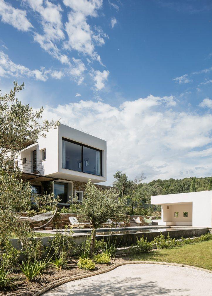 Casa Vara by Caprini & Pellerin Architectes 02