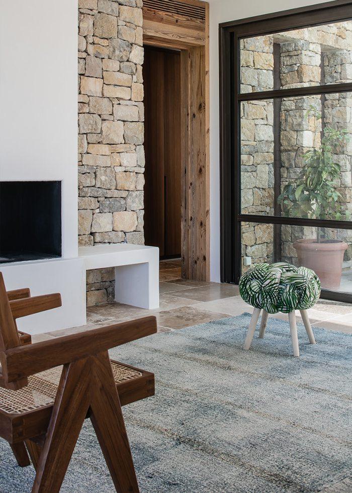 Casa Vara by Caprini & Pellerin Architectes 10
