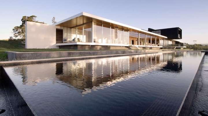 Crawshaw House by Warren and Mahoney Architects