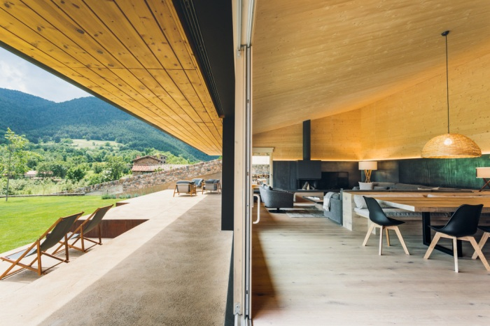 House in la Cerdanya by Dom Arquitectura 017