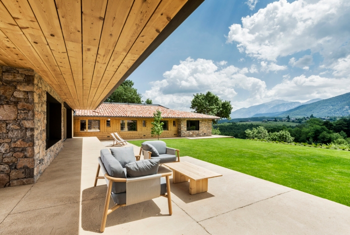 House in la Cerdanya by Dom Arquitectura 03