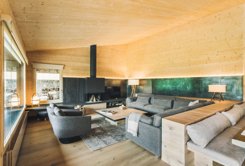 House in la Cerdanya by Dom Arquitectura 09