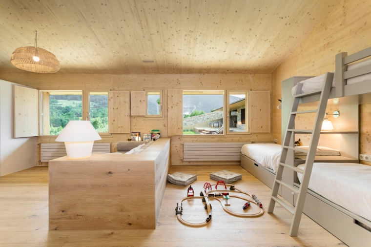 House in la Cerdanya by Dom Arquitectura 18
