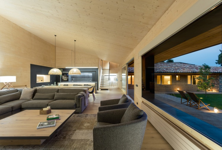House in la Cerdanya by Dom Arquitectura 21