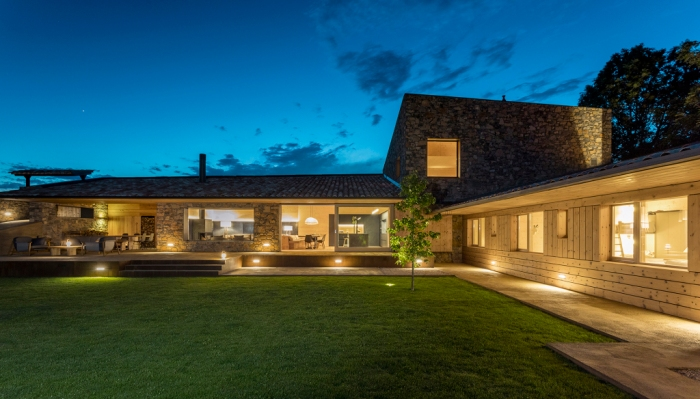 House in la Cerdanya by Dom Arquitectura 22