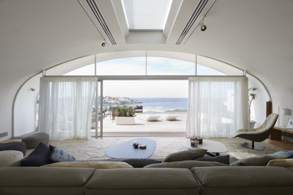 Interior Design Pacific Bondi Beach by Koichi Takada Architects
