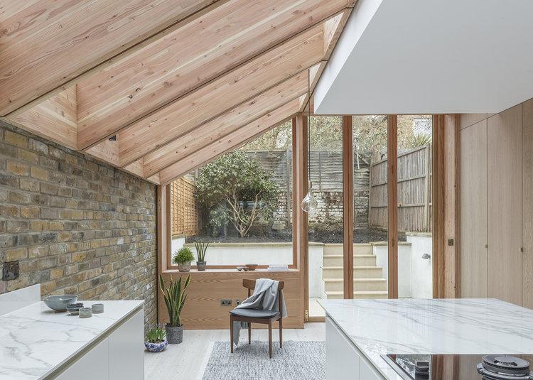Larch House by Nicholas Szczepaniak Architects 10