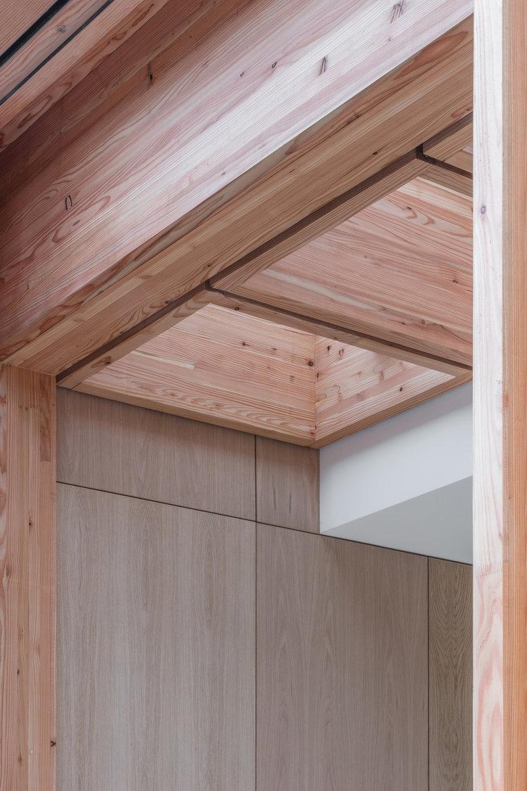 Larch House by Nicholas Szczepaniak Architects 11