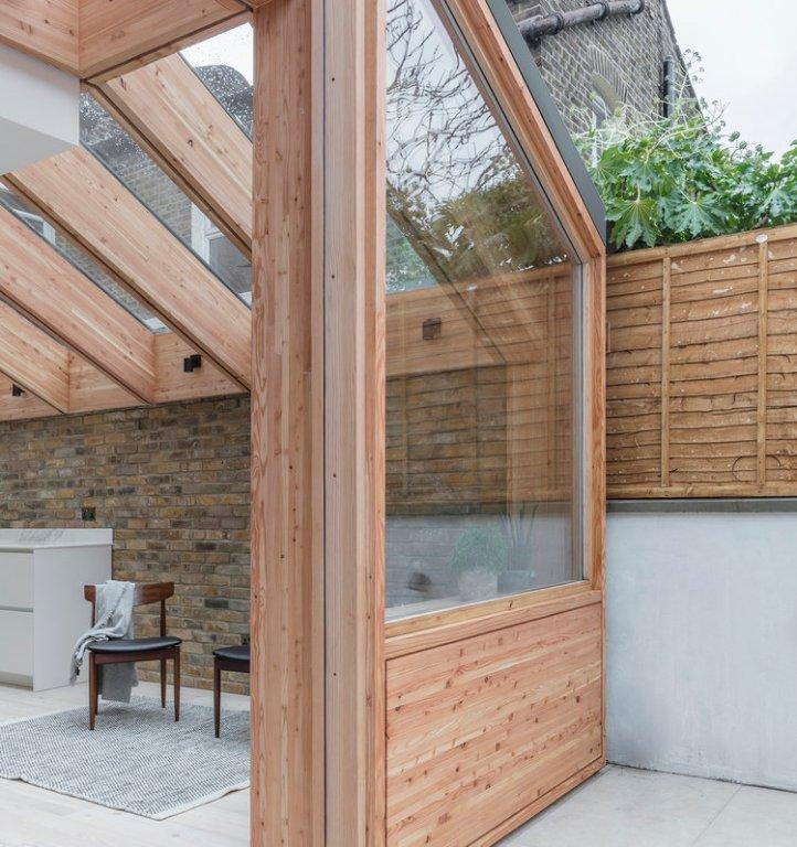 Larch House by Nicholas Szczepaniak Architects 15