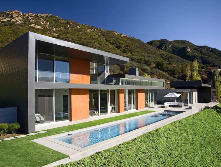 Lima Residence by Abramson Teiger Architects 01
