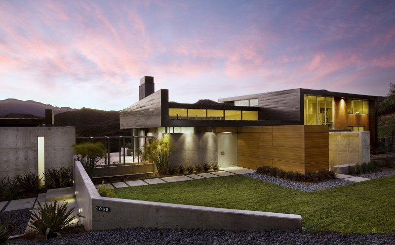 Lima Residence by Abramson Teiger Architects 02
