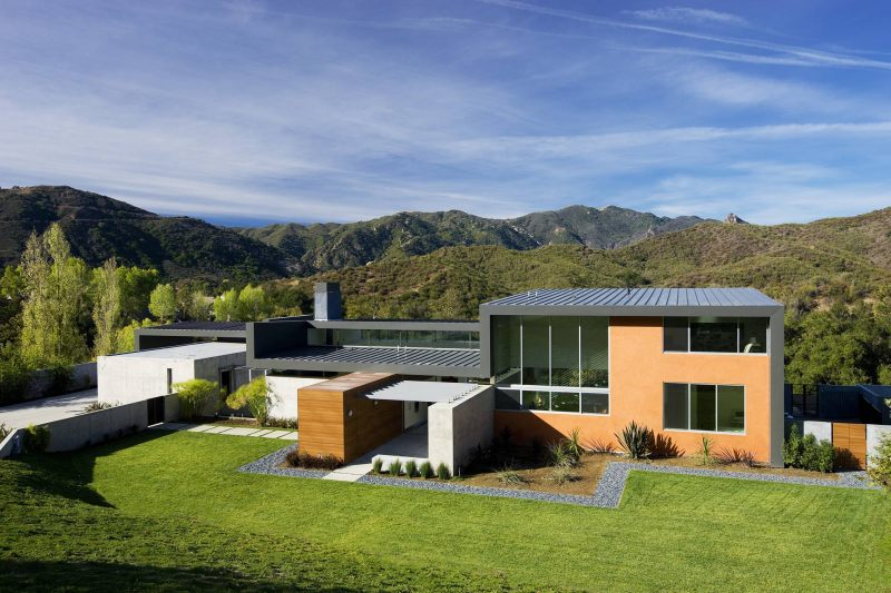 Lima Residence by Abramson Teiger Architects 05