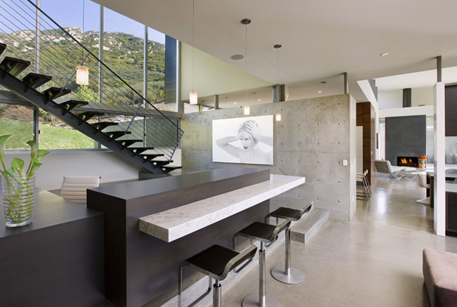 Lima Residence by Abramson Teiger Architects 10
