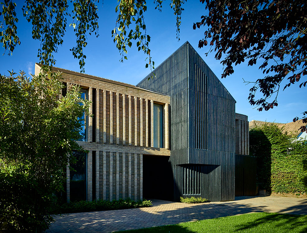 Modern Detached by Coffey Architects