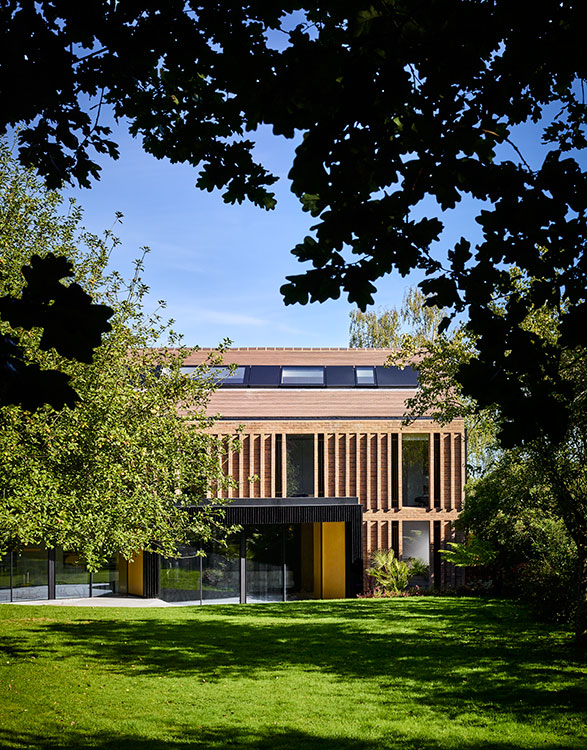 Modern Detached by Coffey Architects 02
