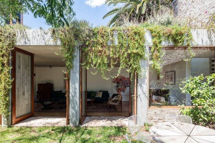 Paddington Courtyard House by Aileen SageArchitects 02