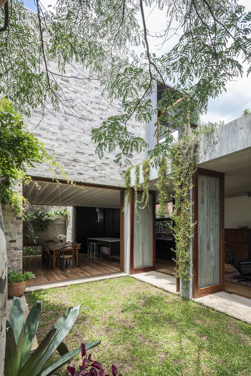 Paddington Courtyard House by Aileen Sage Architects 03