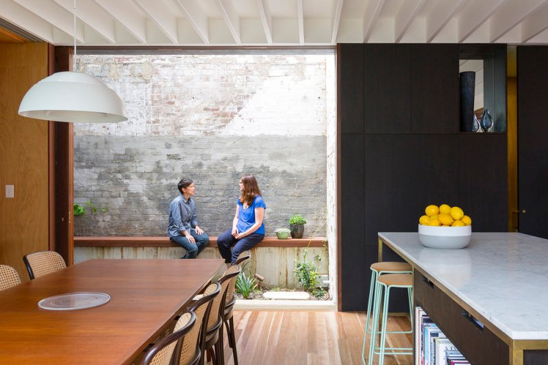 Paddington Courtyard House by Aileen Sage Architects 04