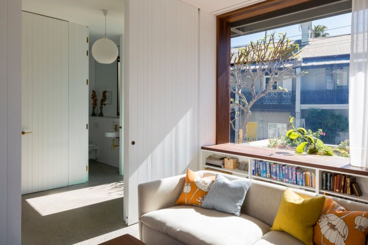 Paddington Courtyard House by Aileen SageArchitects 09