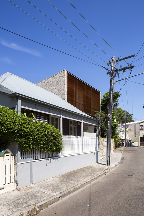 Paddington Courtyard House by Aileen SageArchitects 17