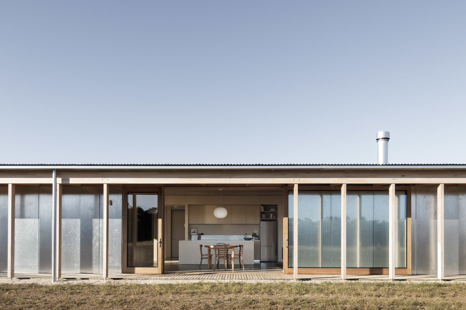 Springhill House by Lovell Burton Architecture