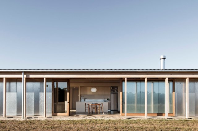 Springhill House by Lovell Burton Architecture 01