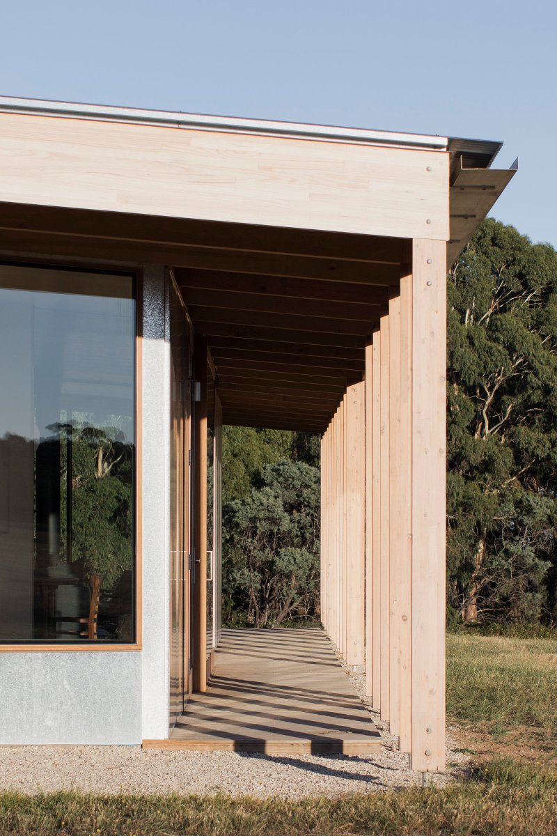 Springhill House by Lovell Burton Architecture 08