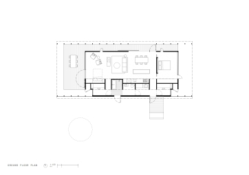 Springhill House by Lovell Burton Architecture PLAN_001