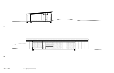 Springhill House by Lovell Burton Architecture SECTION_001