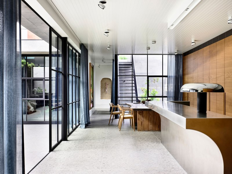 St Vincents Place Residence by B.E Architecture 03