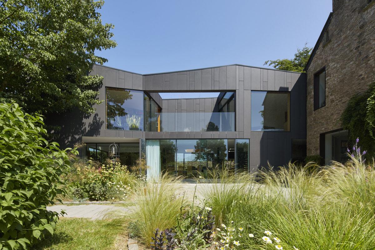 Windward House by Alison BrooksArchitects