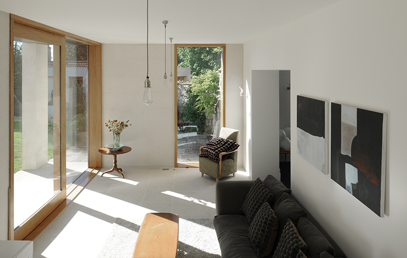Duncan Cottage by James Grayley Architects