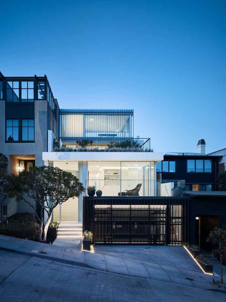 Pacific Heights Residence by Jensen Architects 02