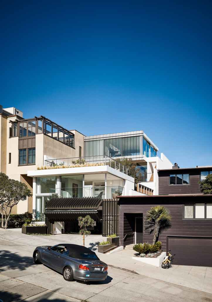 Pacific Heights Residence by Jensen Architects 03