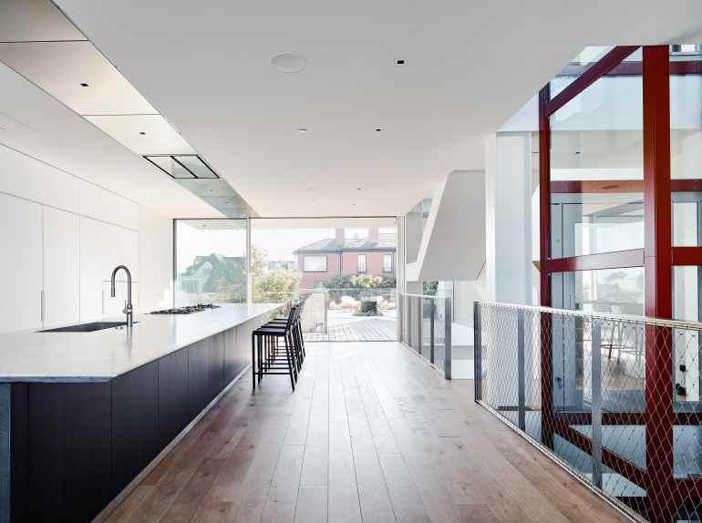 Pacific Heights Residence by Jensen Architects 10