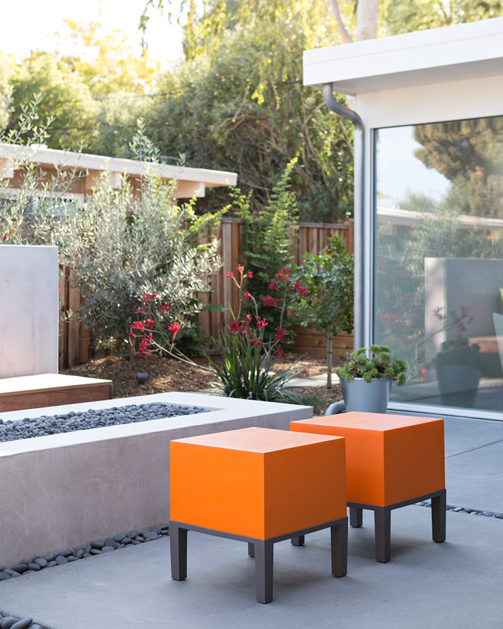 Truly Open Eichler House by Klopf Architecture 12