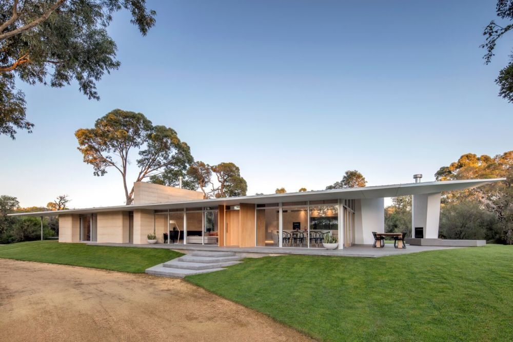 Bartram Residence by Mountford Architects 09