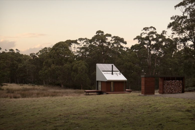 Bruny Island Hideaway by Maguire + Devine Architects 04