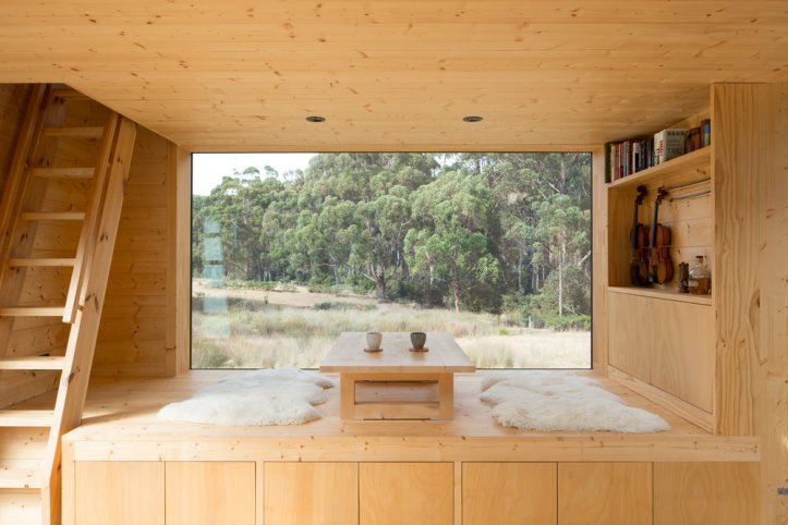 Bruny Island Hideaway by Maguire + Devine Architects 05