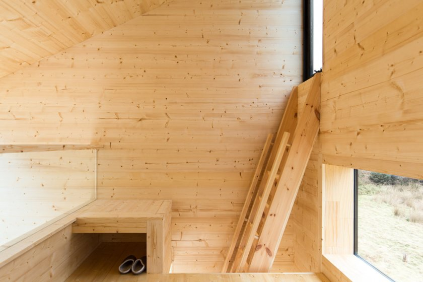 Bruny Island Hideaway by Maguire + Devine Architects 09