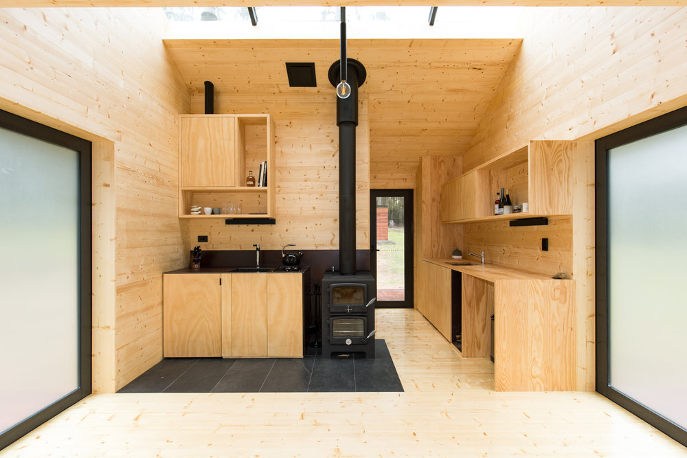 Bruny Island Hideaway | Maguire + DevineArchitects