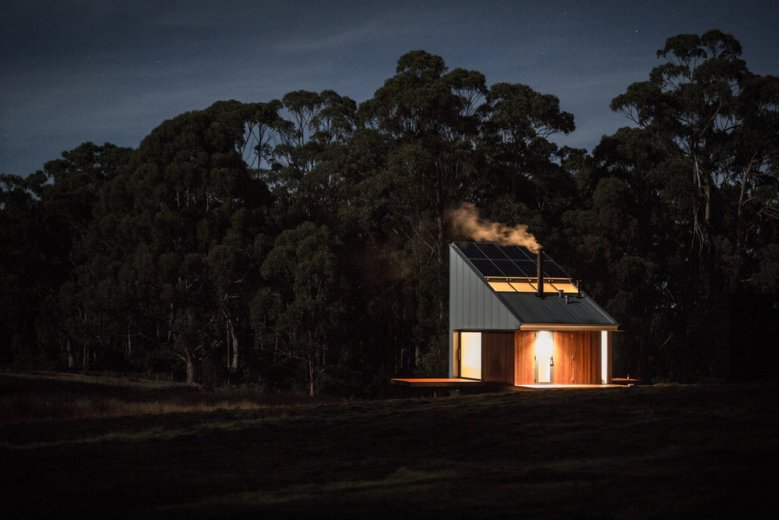 Bruny Island Hideaway by Maguire + Devine Architects 11
