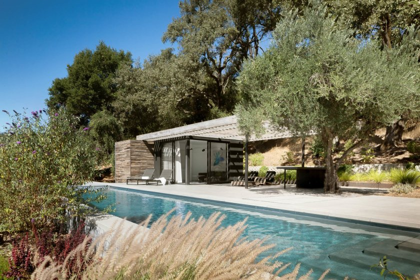 Dry Creek Pool House by Ro Rockett Design 01