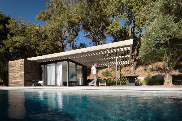 Dry Creek Pool House by Ro Rockett Design 04