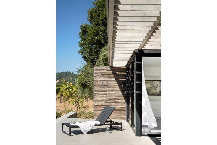 Dry Creek Pool House by Ro Rockett Design 06