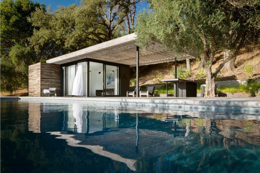 Dry Creek Pool House by Ro Rockett Design 09