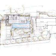Dry Creek Pool House by Ro Rockett Design 13