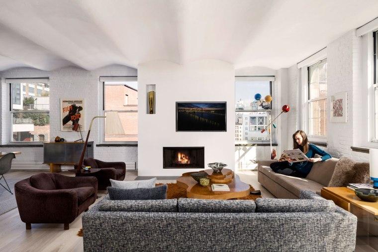 Greenwich Street Loft by Specht Architects 01