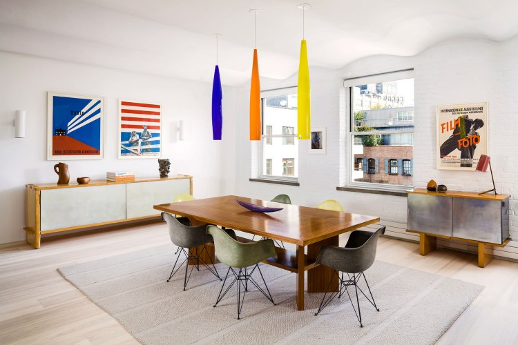 Greenwich Street Loft by Specht Architects 03